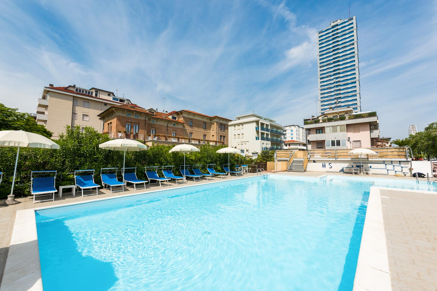 3-star Cesenatico seaside Hotel with swimming pool | Hotel Stefania