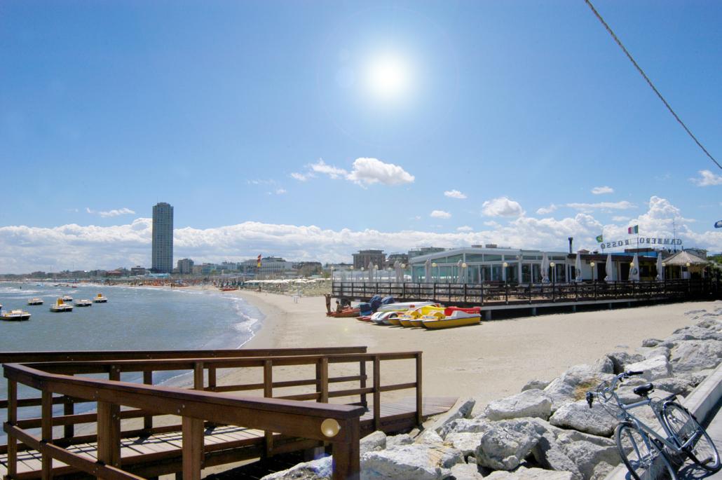 Hotel 3 stelle Vicino Spiaggia di Cesenatico