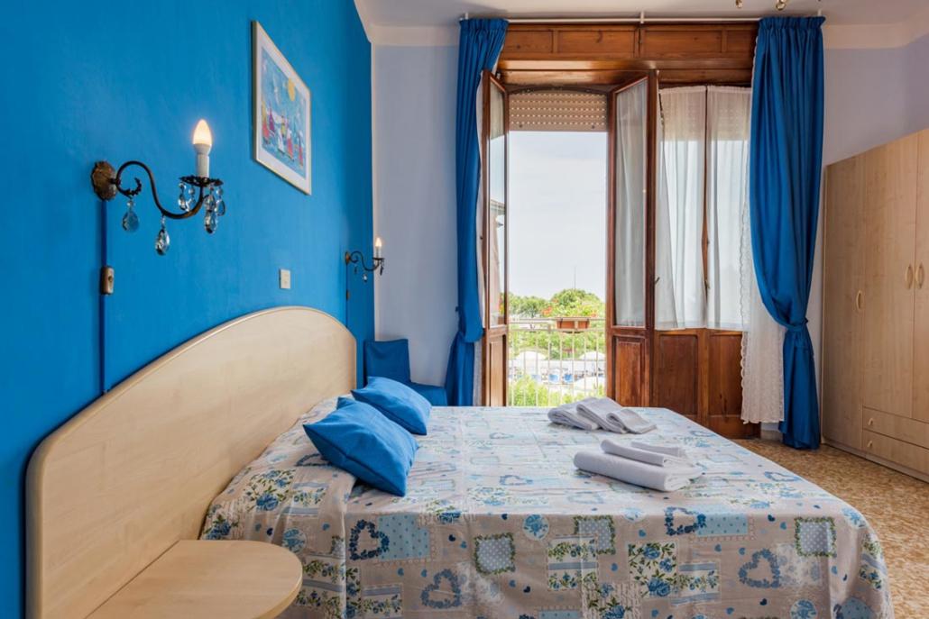 Camere Hotel Stefania 3 stelle Cesenatico sul mare per famiglie